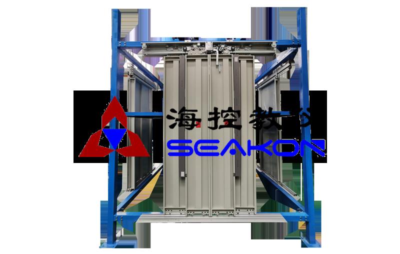 SKLAC-301型 电梯层门安装实训平台