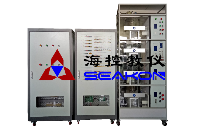 SKLAC-14型 四层透明电梯实训考核装