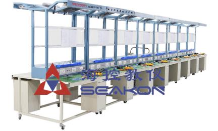 SKEET-50型  电子焊接装配生产线