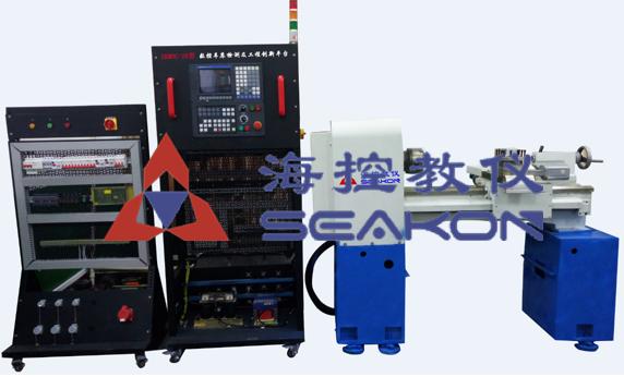 SKMNC-26型 数控车床检测及工程创新