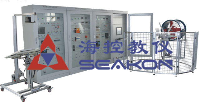 SKNEG-11型  风光互补发电实训系统