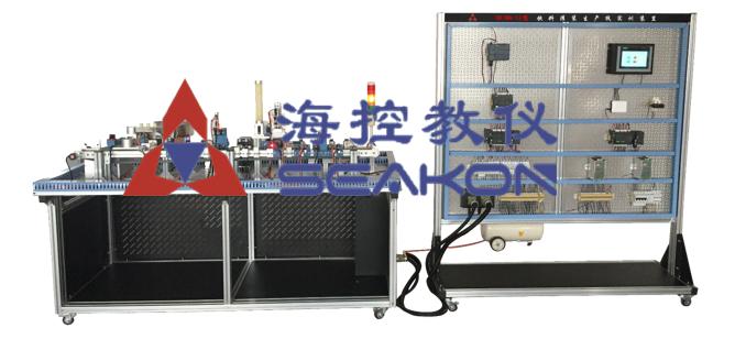 SKIMA-12型  饮料灌装生产线实训系