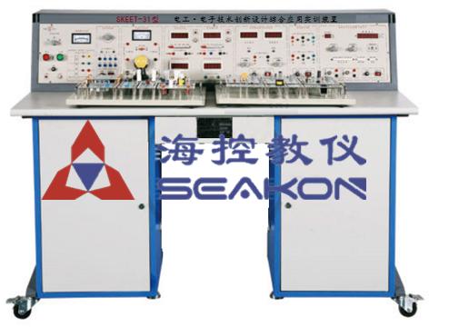 SKEET-31型  电工·电子技术创新设计