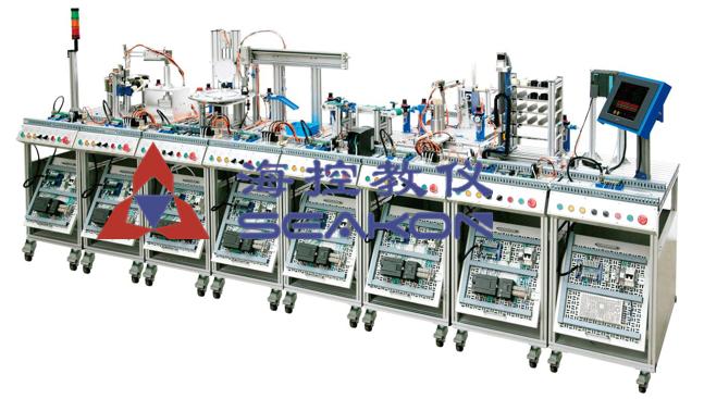 SKFMA-11型  网络型模块式柔性自动